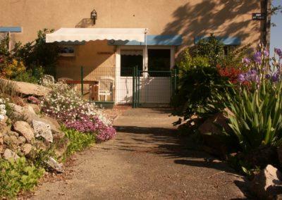 Gîte de luxe Bouble avec terrasse clôturée et jardin