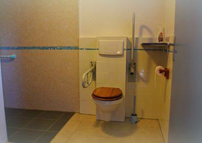 Gîte Bouron het toilet
