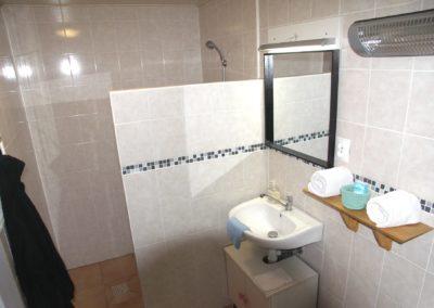 Gîte Sioullet de badkamer