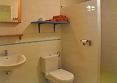 Gîte Tardes la salle d'eau